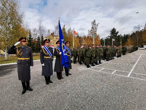 "The special training ""Echelon-2019"" with the forces and means of material and technical support of the CSTO member states was started"