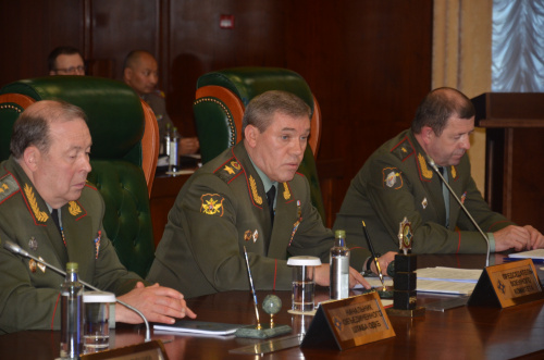 The CSTO Military Committee meeting to be held in St. Petersburg