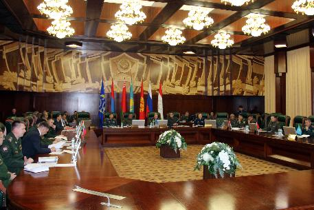 The 17th anniversary of the CSTO Joint Staff creation