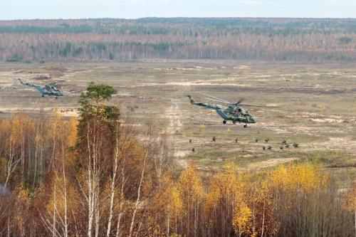 The Command of the CSTO CRRF will conduct a command and staff training on the basis of the Airborne Forces of the Russian Federation