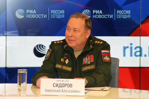 On September 24, a briefing will be held by the Chief of the CSTO Joint Staff, Colonel General Anatoly Sidorov